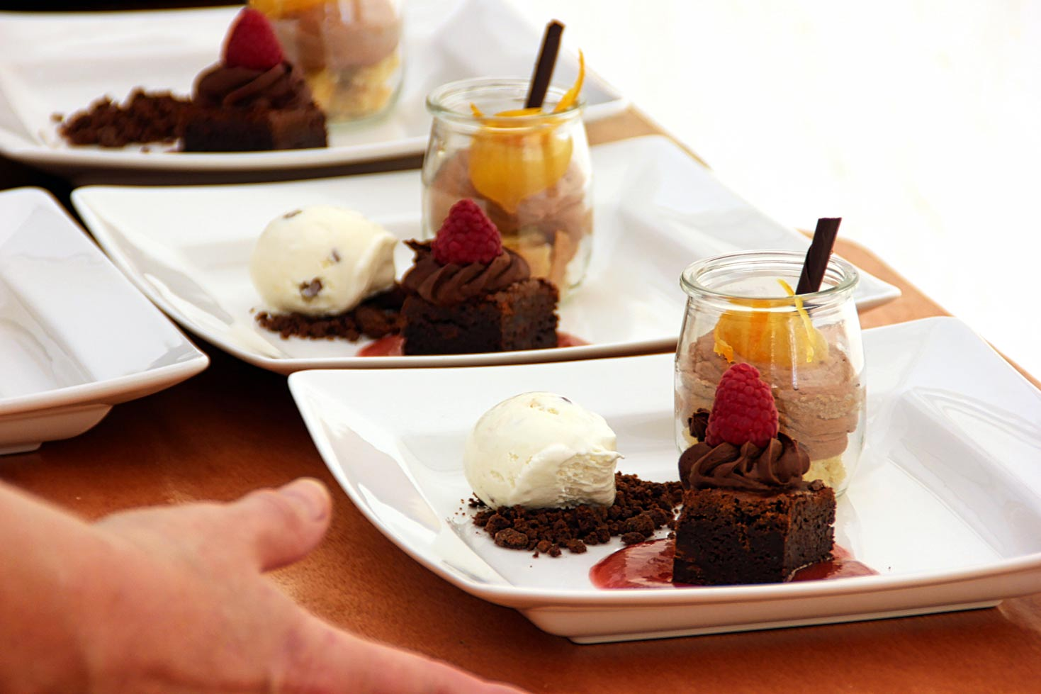 Desserts with a difference - Taste Somerset